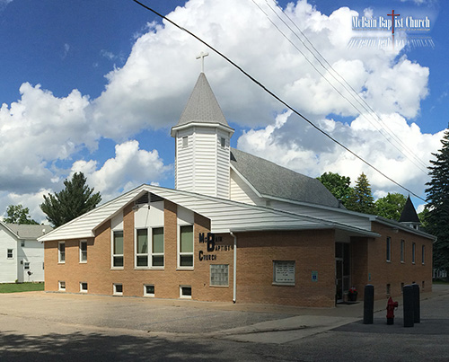 McBain_Baptist_Church